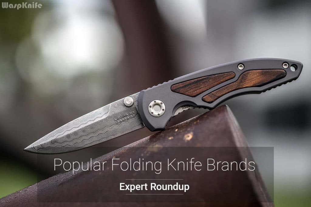 Best pocket Knife Brands