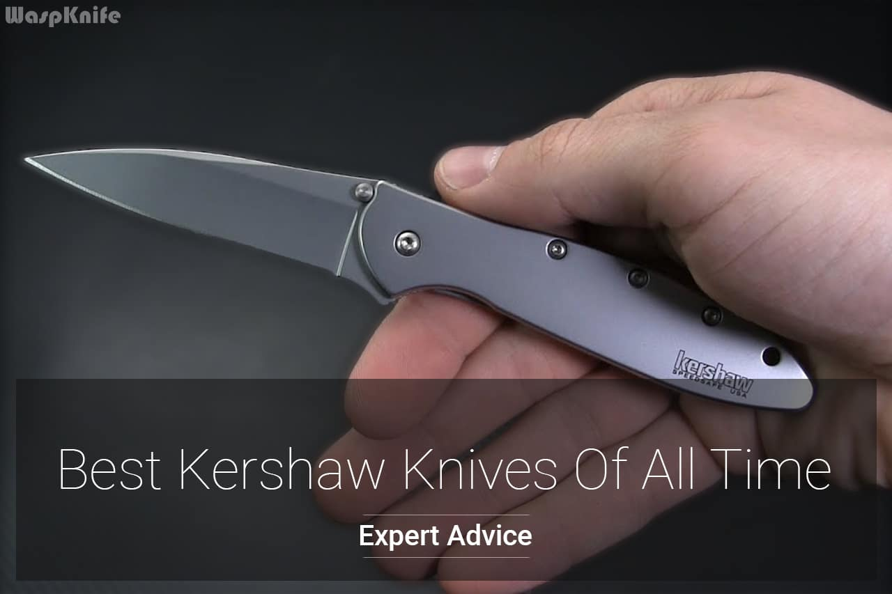 Best Kershaw Knives Of All Time