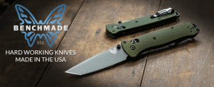 best benchmade knives