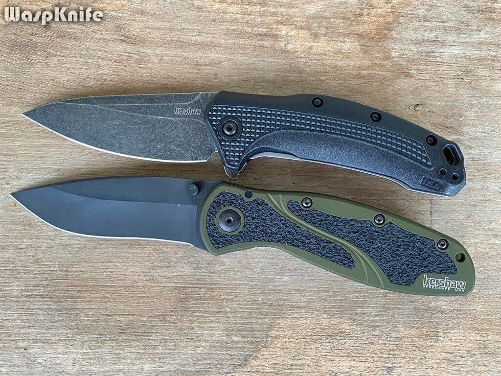 blur vs link