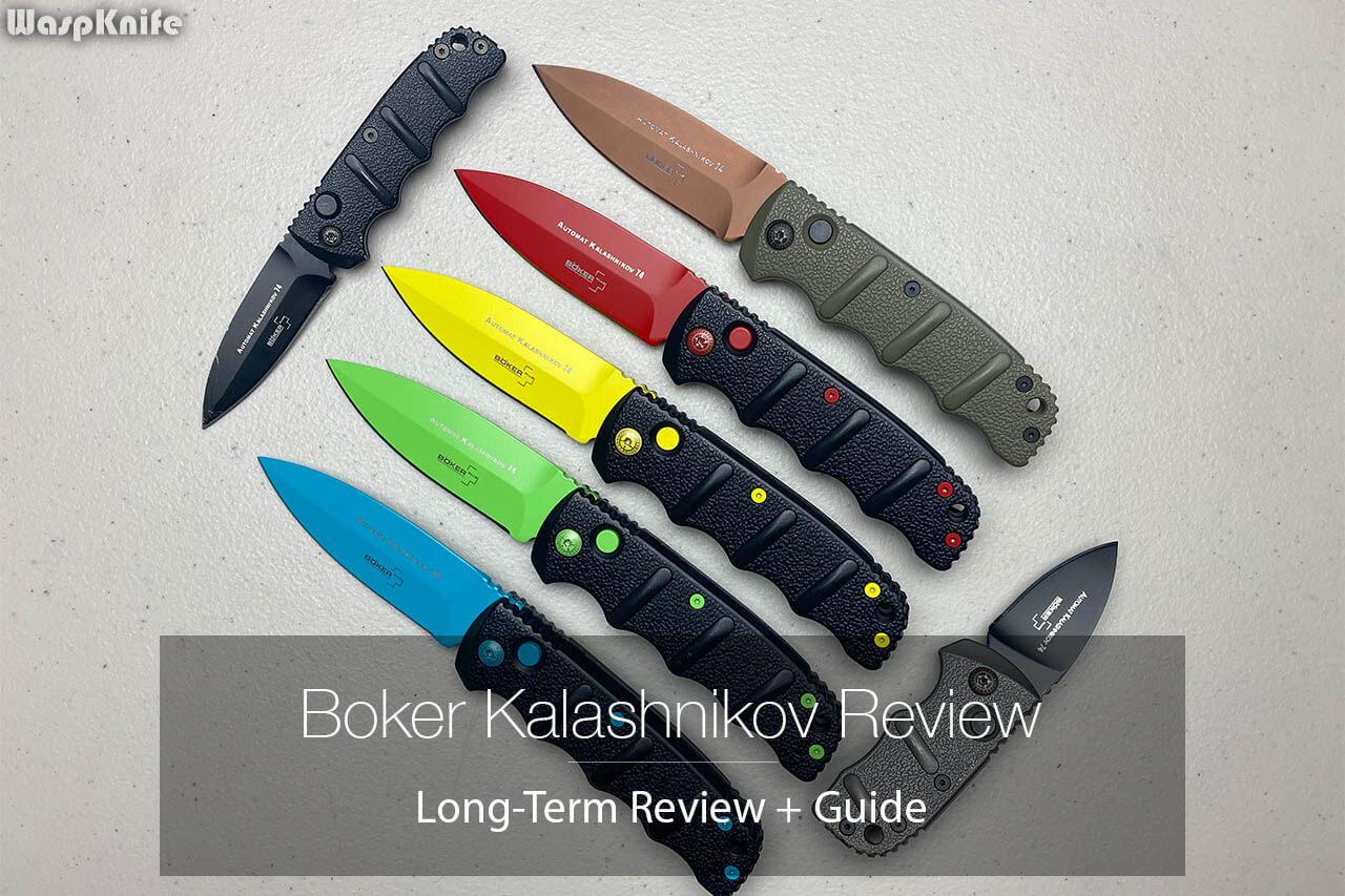 Boker Kalashnikov (AK 74) Review