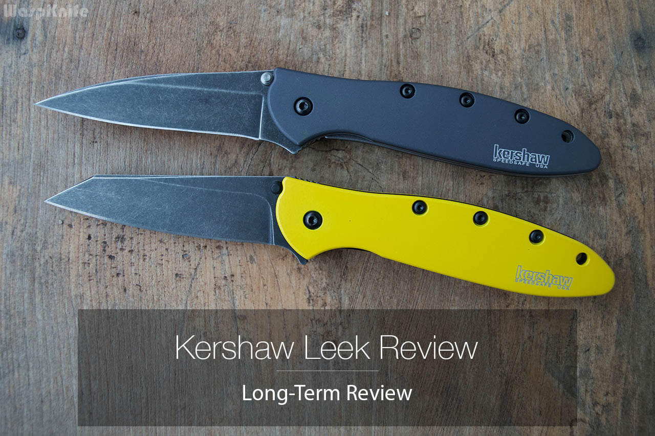 kershaw leek review