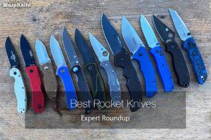 Best Pocket Knife For EDC