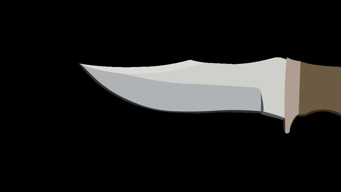 Clip Point Blade Shape