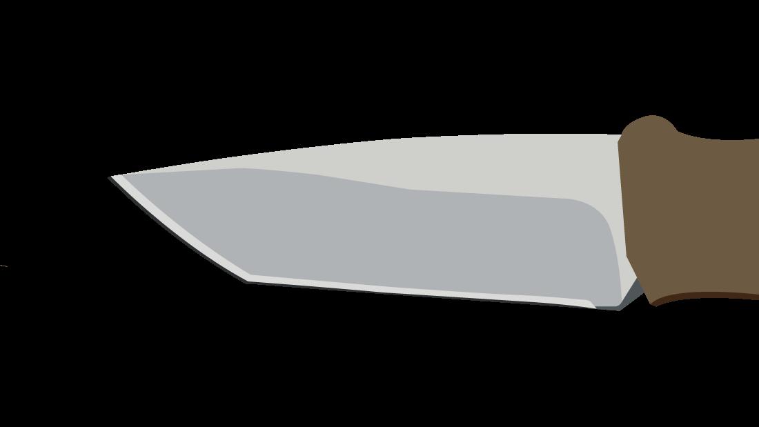 Tanto Blade Shape